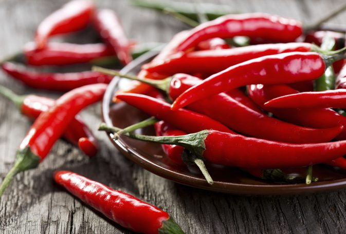 chilli pepper for weight loss