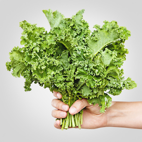 Kale for weight Loss and Reduce Belly