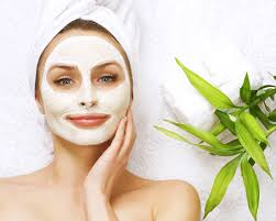Natural face pack for dry skin