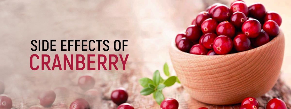 Side Effects of Caneberry