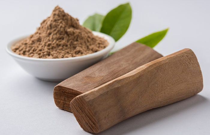 Besan And Sandalwood Face Pack