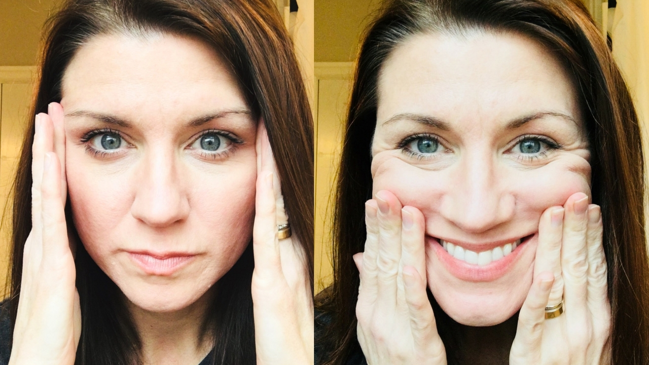 Face-thinning Yoga Exercises