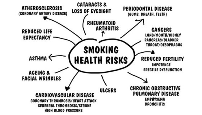 Harmful Effects Of Smoking