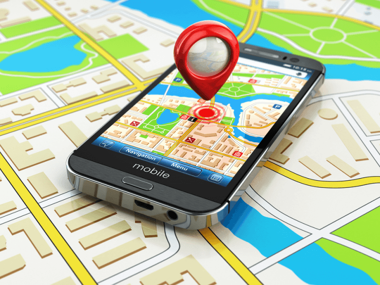 cell phone Maps are better for you than a GPS