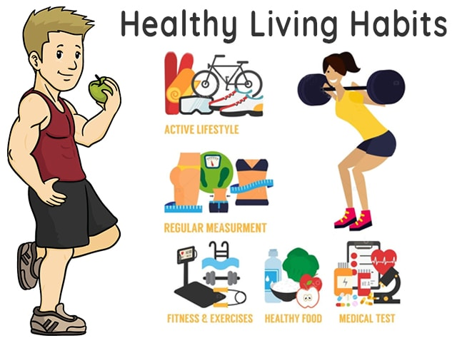 take stock for Healthy lifestyle
