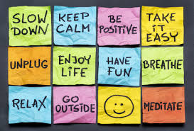 how to manage stress for healthy living